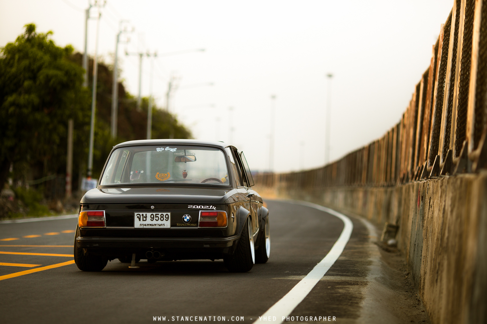 BMW 2002 Stance Nation