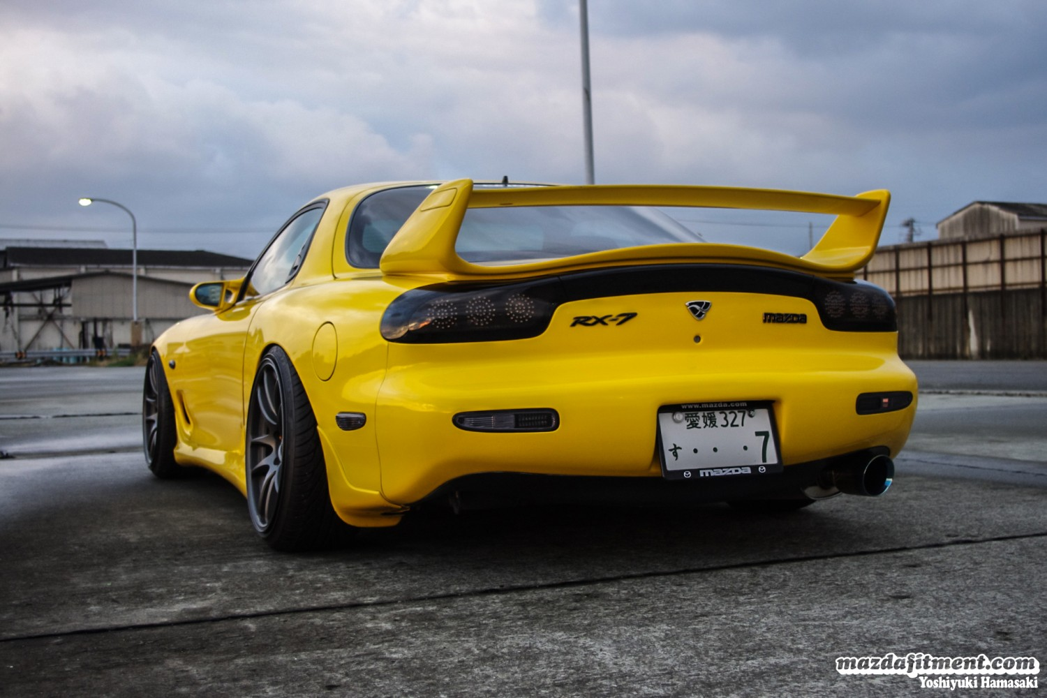 Mazda Rx7 Sport >> Which do you prefer, FC or FD? | StanceNation™ // Form > Function