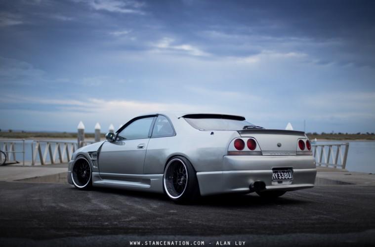 Sitting Pretty // Aliu0027s Clean Nissan Skyline GTS T.