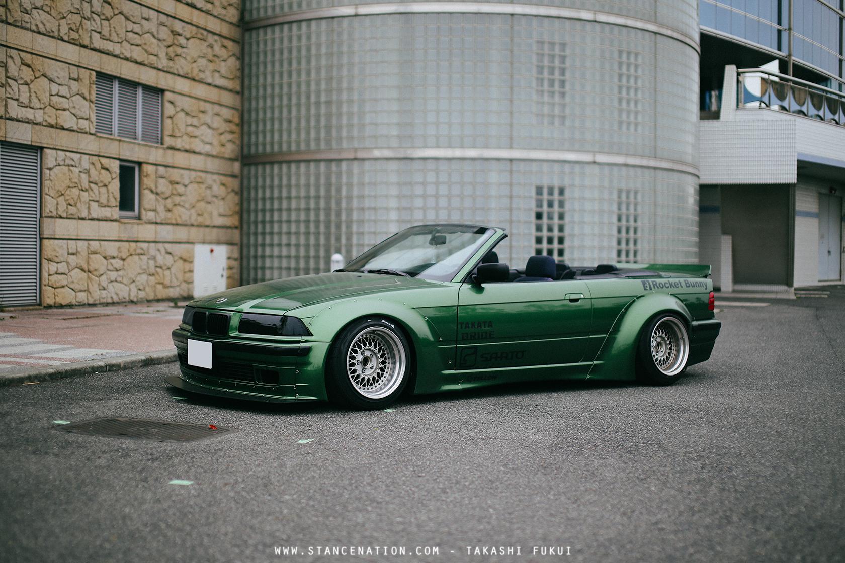 Random Sightings // Sarto Racing BMW E36  | StanceNation