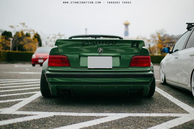 Random Sightings // Sarto Racing BMW E36. | StanceNation ...