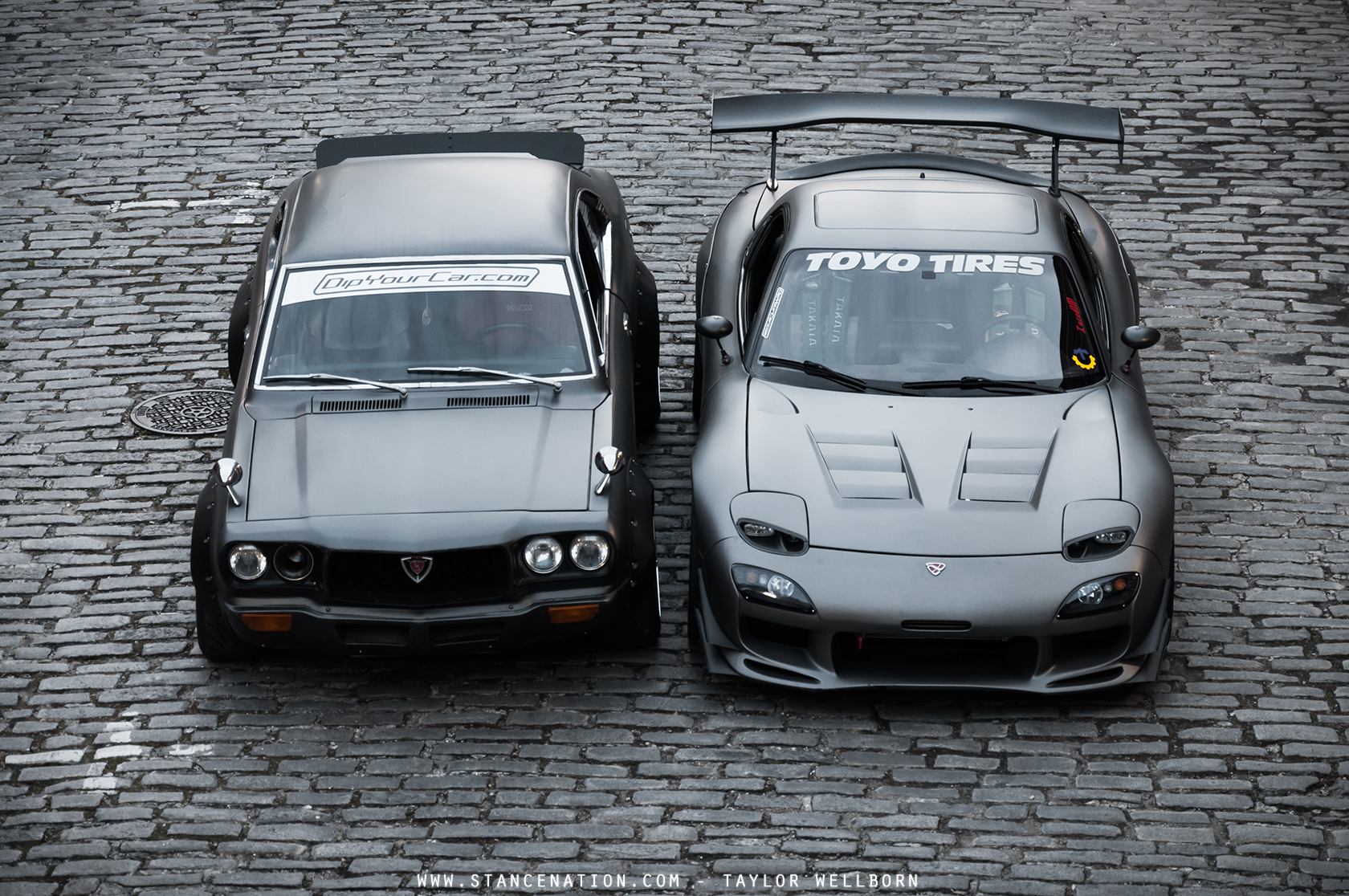 Old vs New? | StanceNation™ // Form > Function