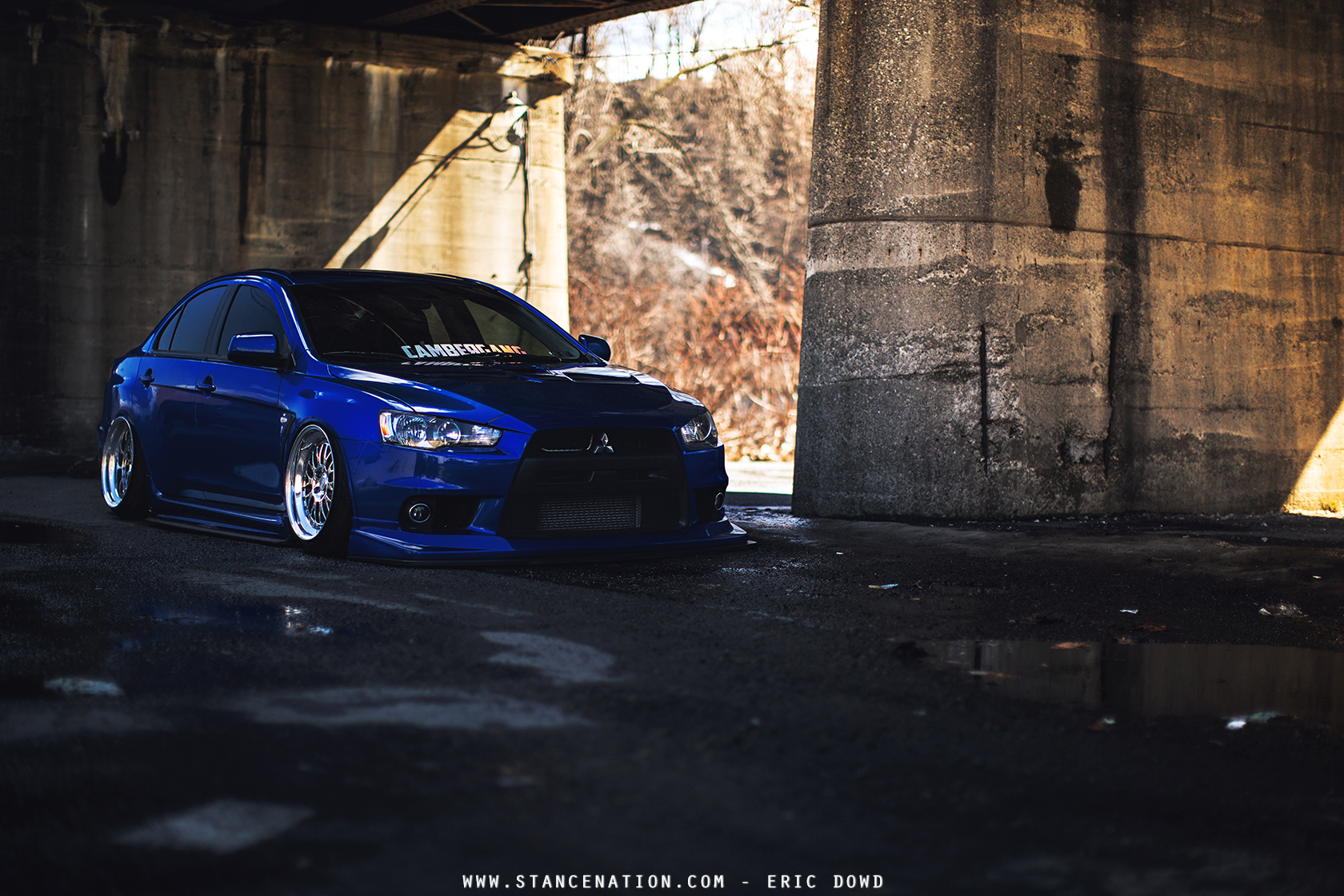 All About Balance // Sam Campbell's Beautiful EVO