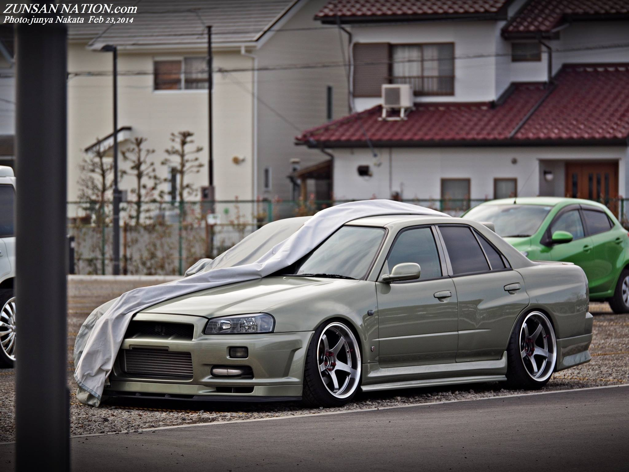 Beautiful R34 Gt T Sedan Stancenation Form Gt Function