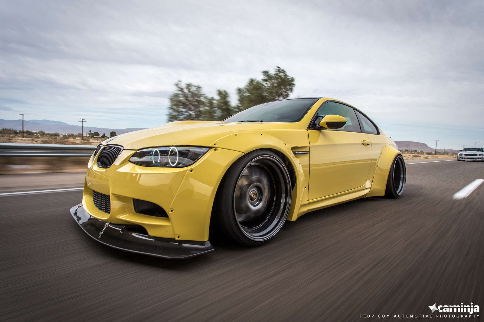 Badass Wide E92 M3. | StanceNation™ // Form > Function