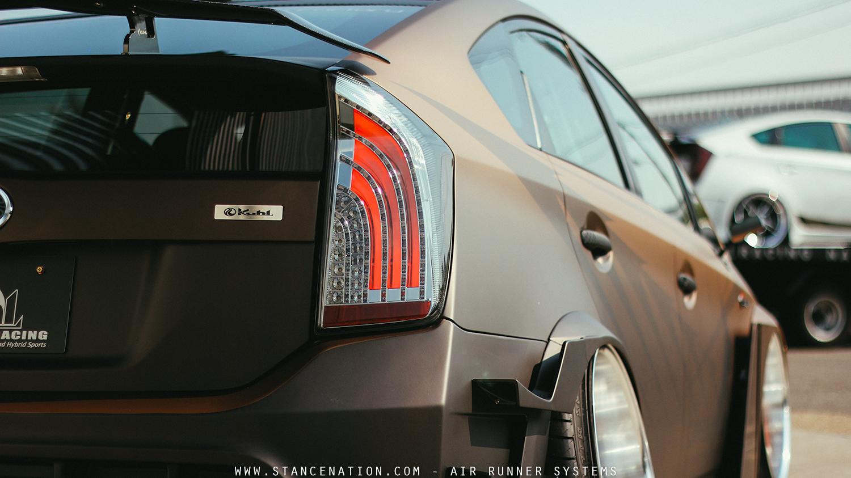 No More Mister Nice Guy // KUHL HYBRID'S GT-30 Prius