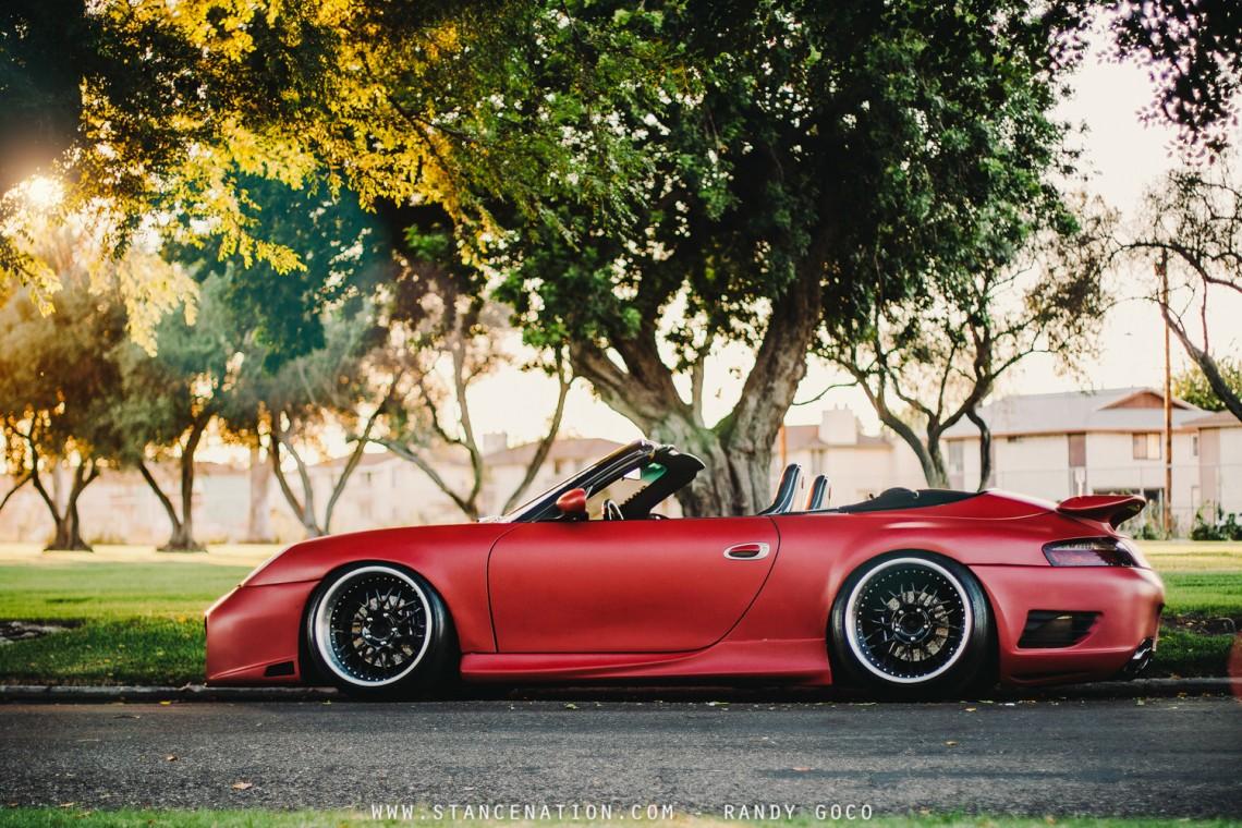 Wide German Beauty // Lino's Steebspecd Porsche 911 ...