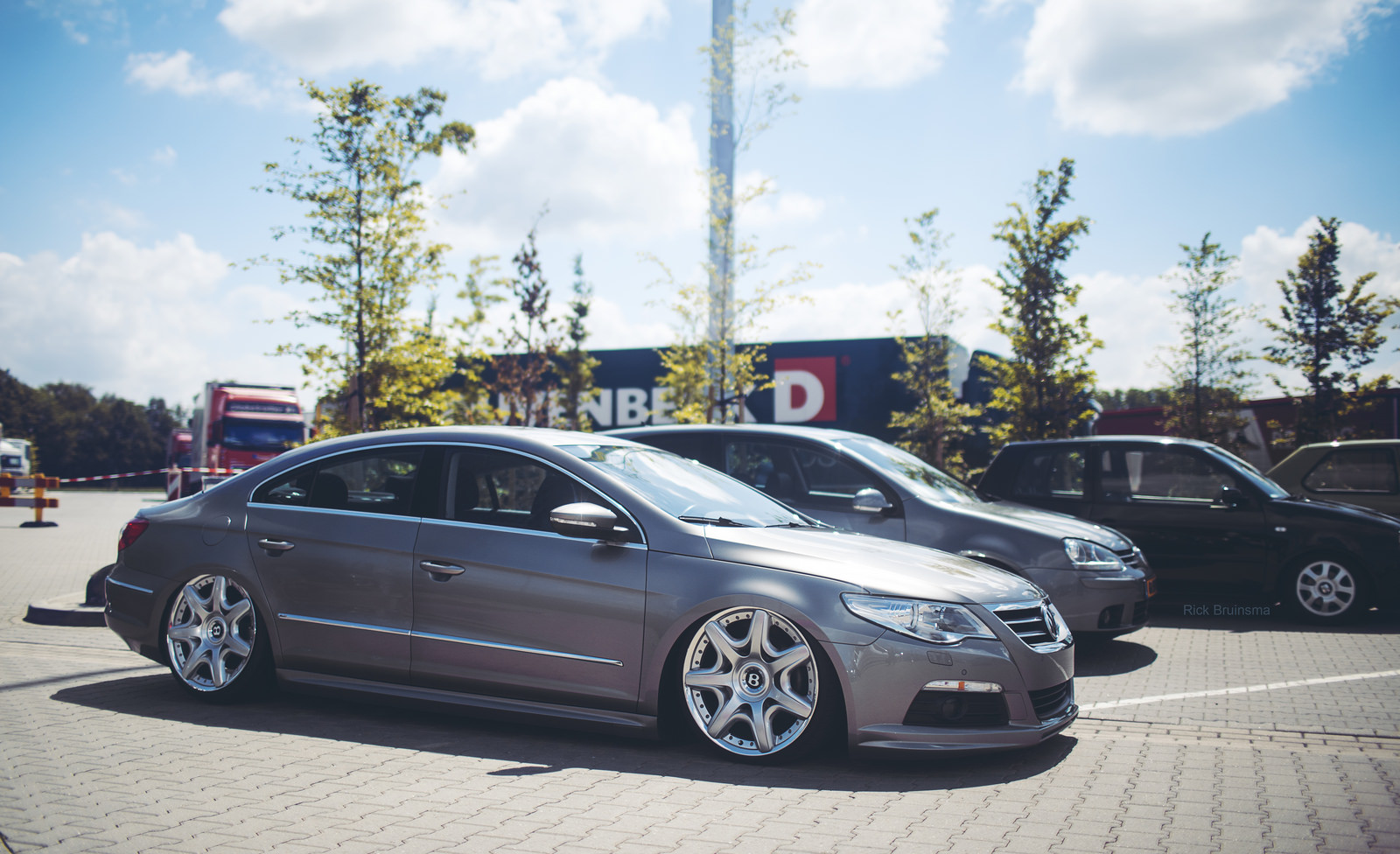 VW CC Looking Good. | StanceNation™ // Form > Function