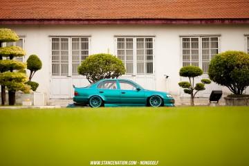 Flush Style Toyota Corolla Thailand -31