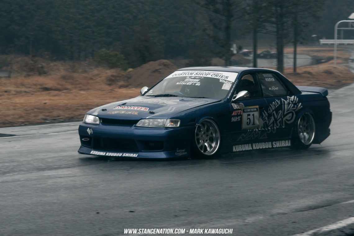 Team A Bo Moon A Day With The R32 Drift Kings