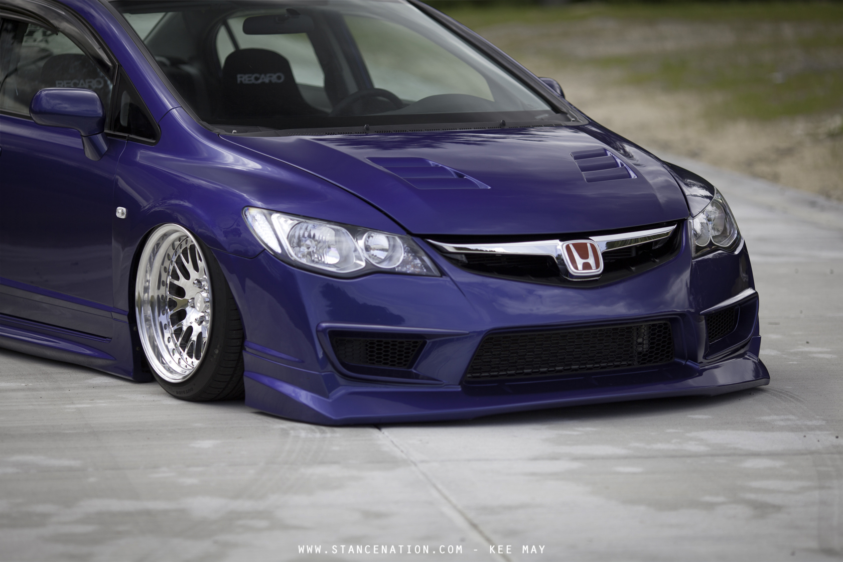 Attention To Detail Daniel S Honda Civic Mugen Si