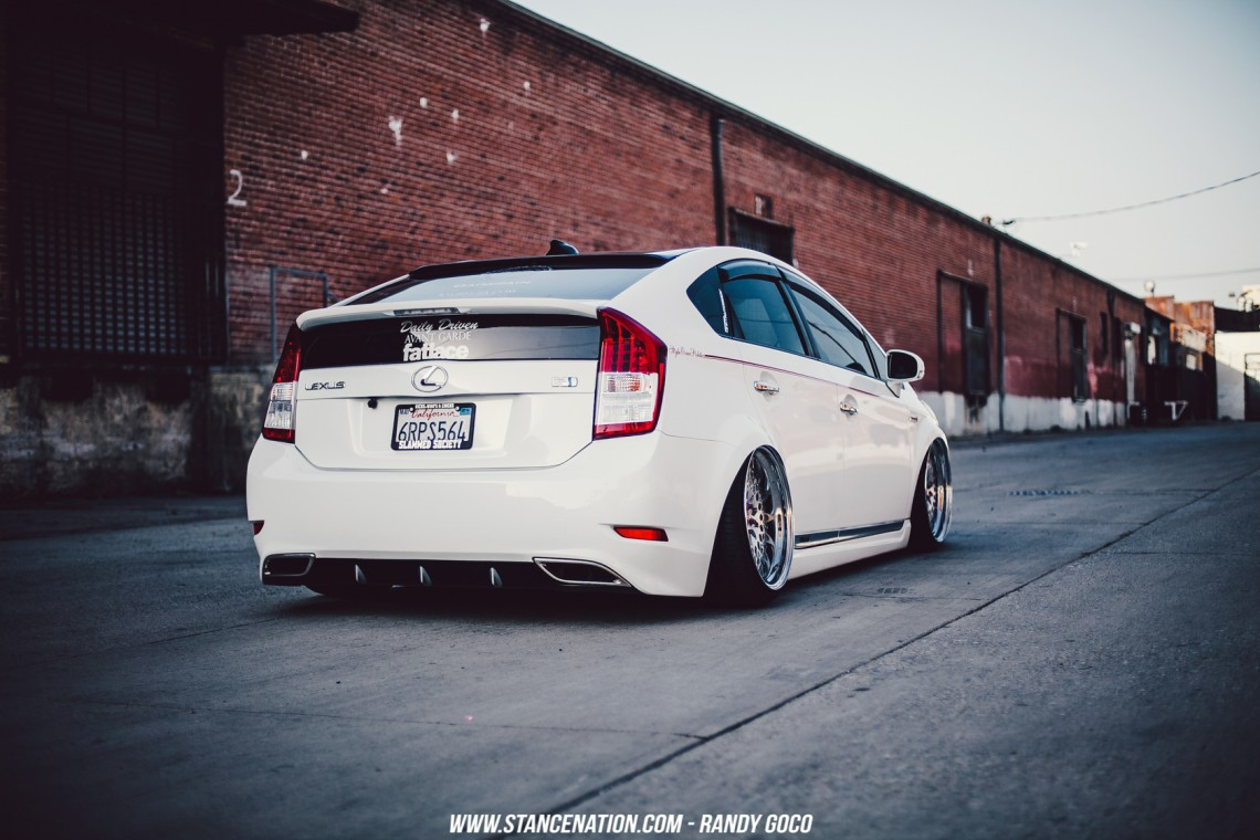 Nissan Of Brandon >> V.I.Prius // Jimmy Lee's Immaculate Prius. | StanceNation™ // Form > Function