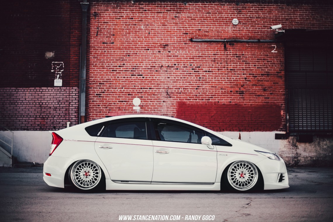 V.I.Prius // Jimmy Lee's Immaculate Prius. | StanceNation ...