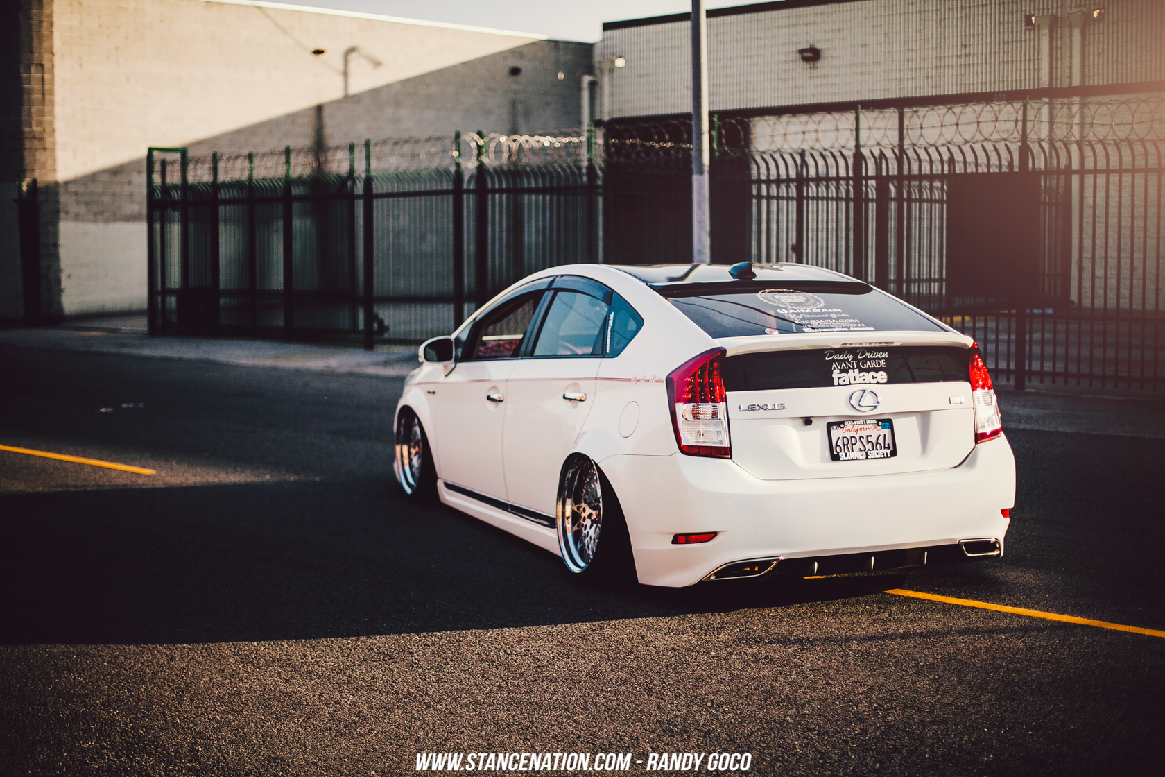 V.I.Prius // Jimmy Lee's Immaculate Prius. | StanceNation™ // Form > Function