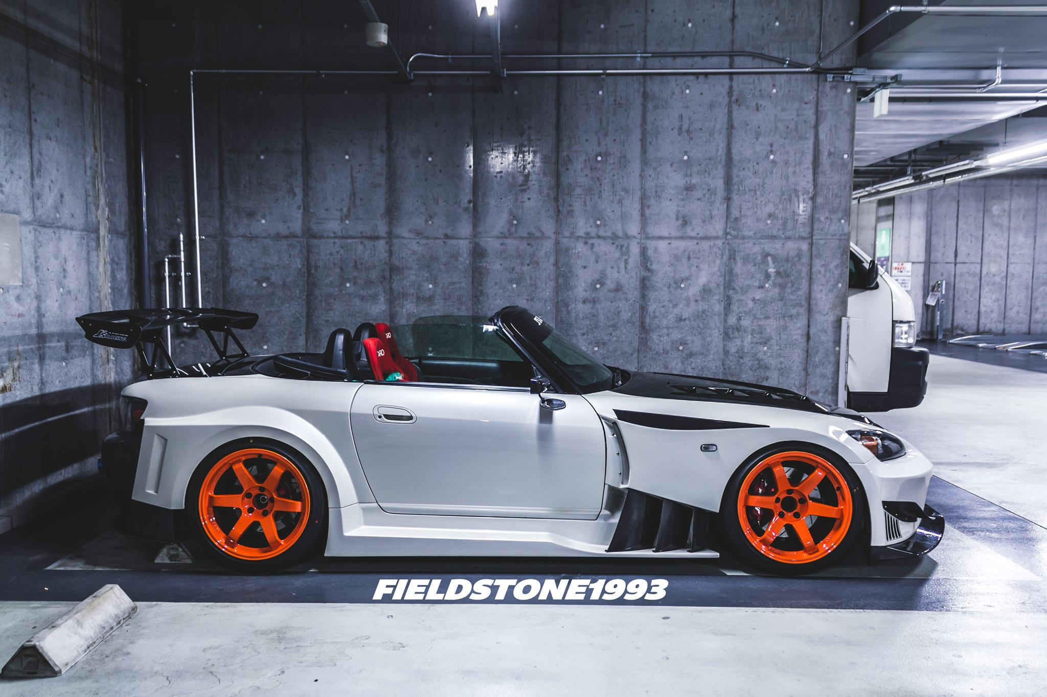 J's Racing Honda S2000. | StanceNation™ // Form > Function