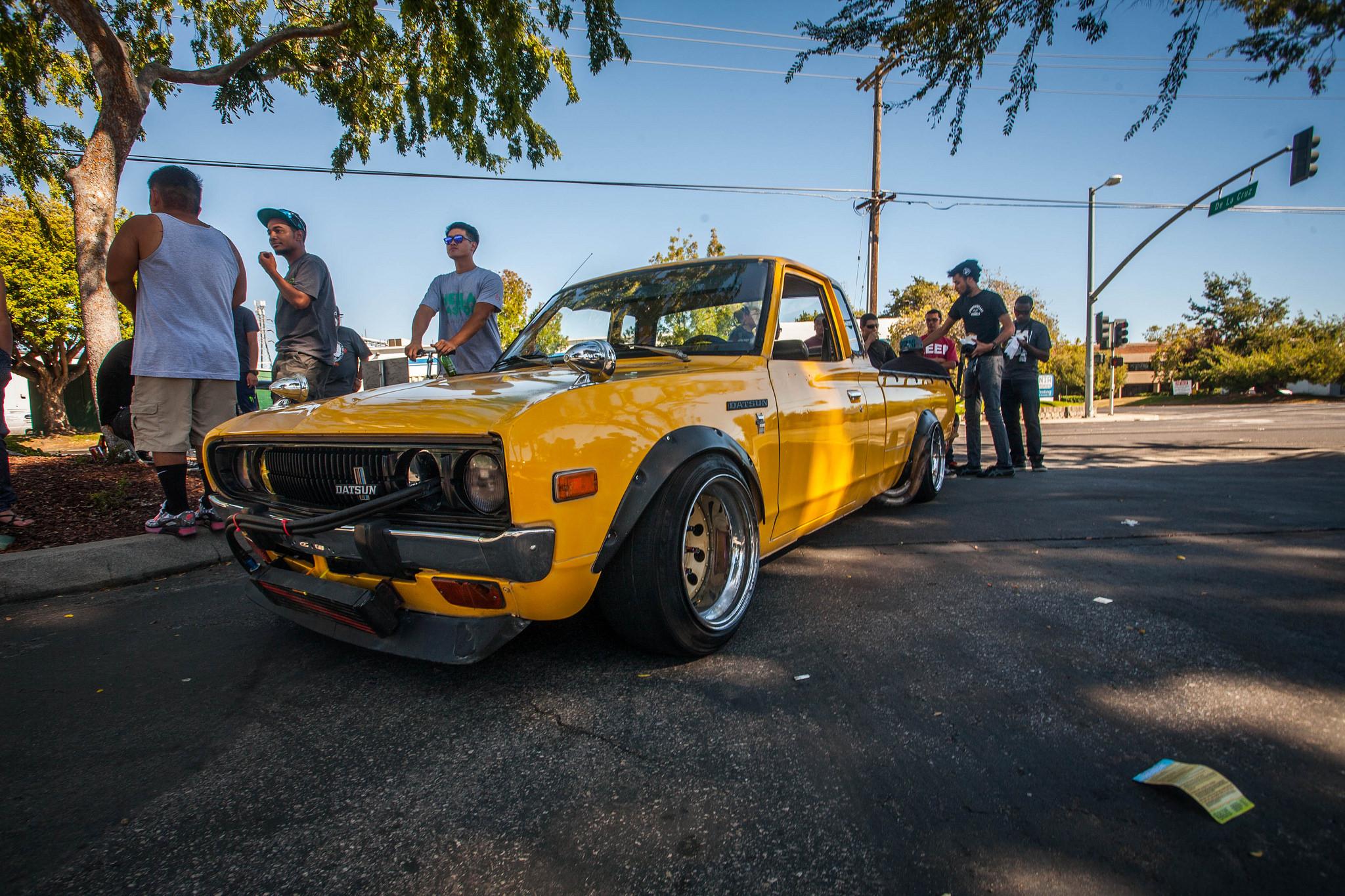Sick Datsun Pickup Stancenation Form Gt Function