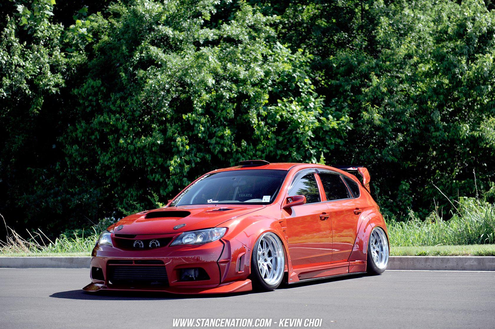 Chasing Perfection Danny S 09 Sti Stancenation