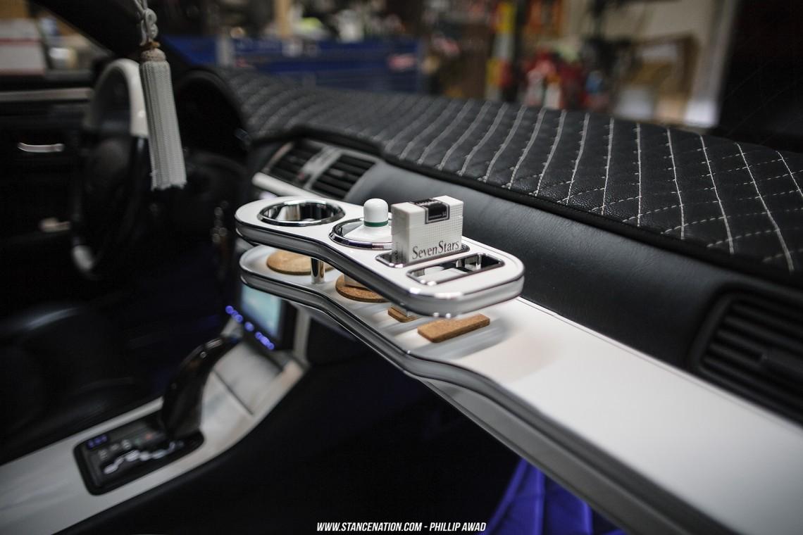 Jeep Wrangler Unlimited Interior >> Kyoei USA // Jin's Pristine Lexus LS400. | StanceNation ...