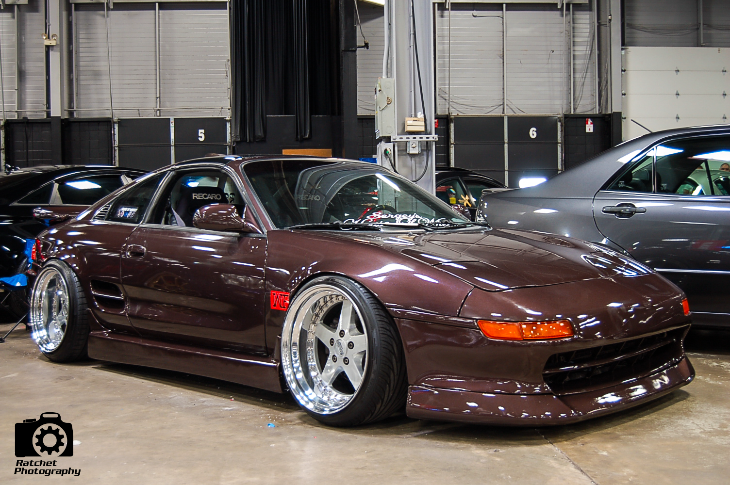 Badass Toyota Mr2 Stancenation Form Gt Function
