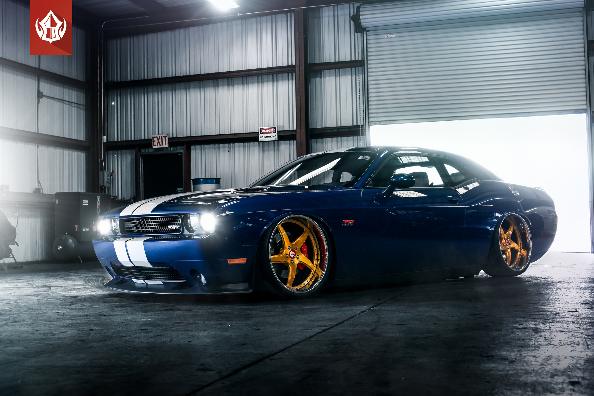 Very Nice Dodge Challenger. | StanceNation™ // Form > Function