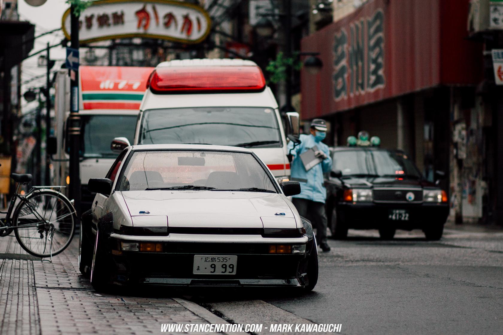 Old School Perfection Takanobu S Toyota Sprinter Trueno