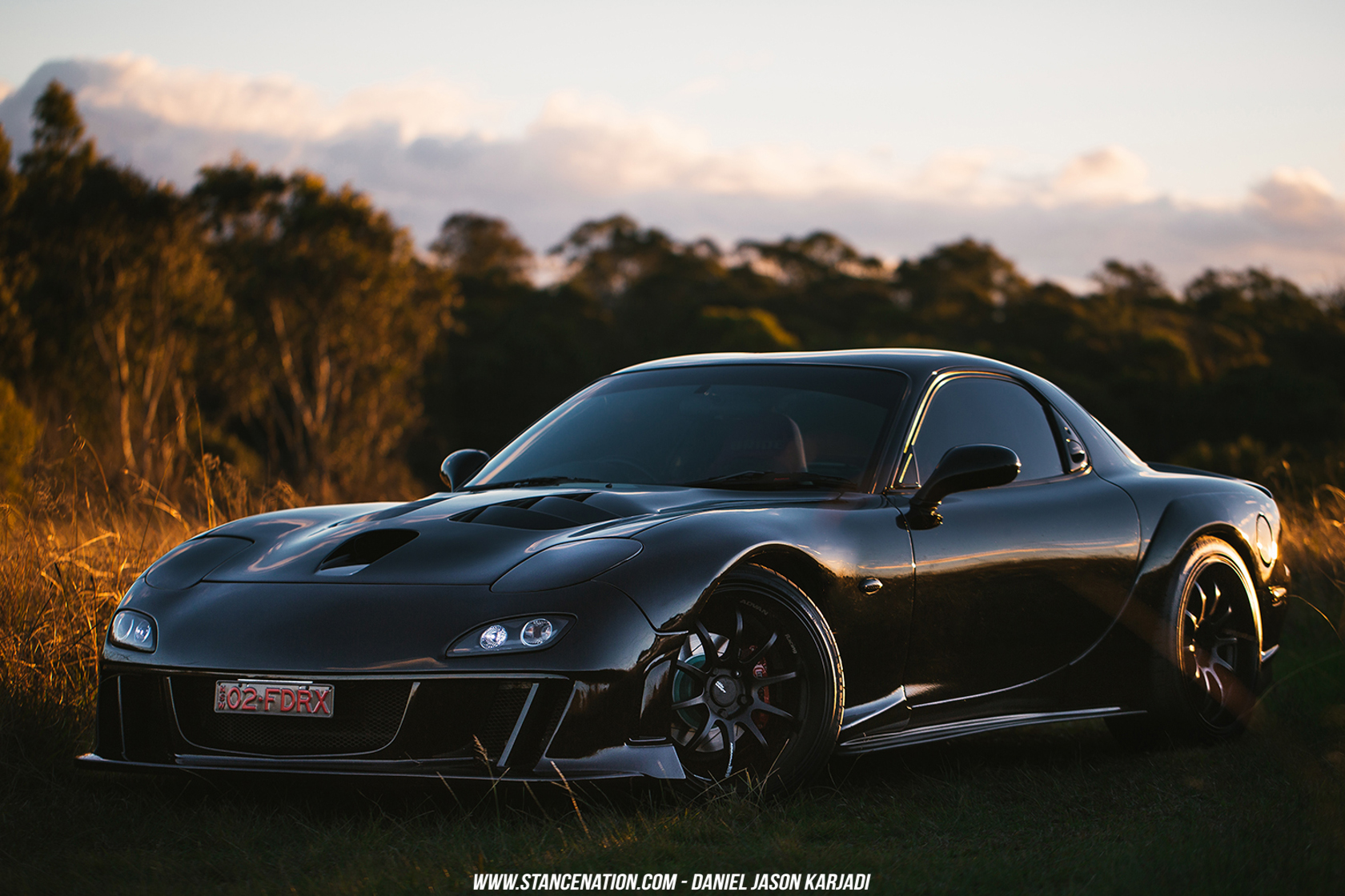 Toyo Proxes T1R >> Keeping the Rotary Alive // Adam's Bathurst-R FD RX-7 | StanceNation™ // Form > Function