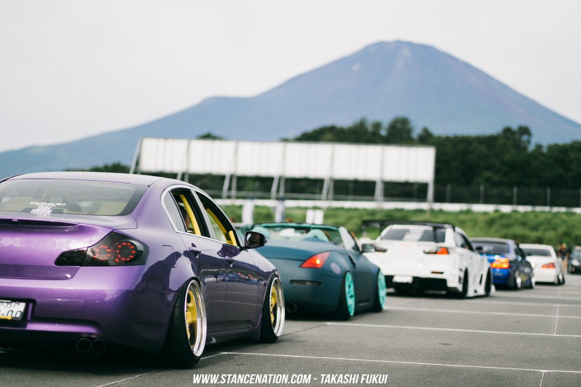 Stancenation Japan G Edition The Roll In