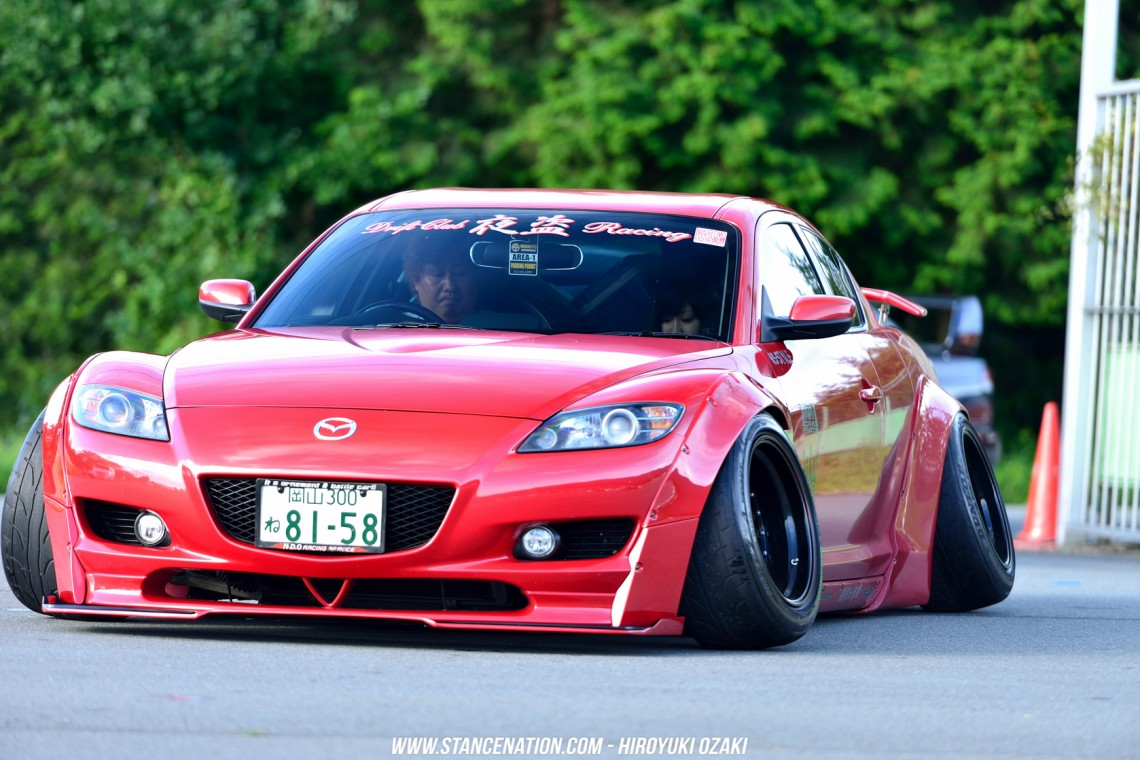 StanceNation Japan G Edition // The Roll In ...