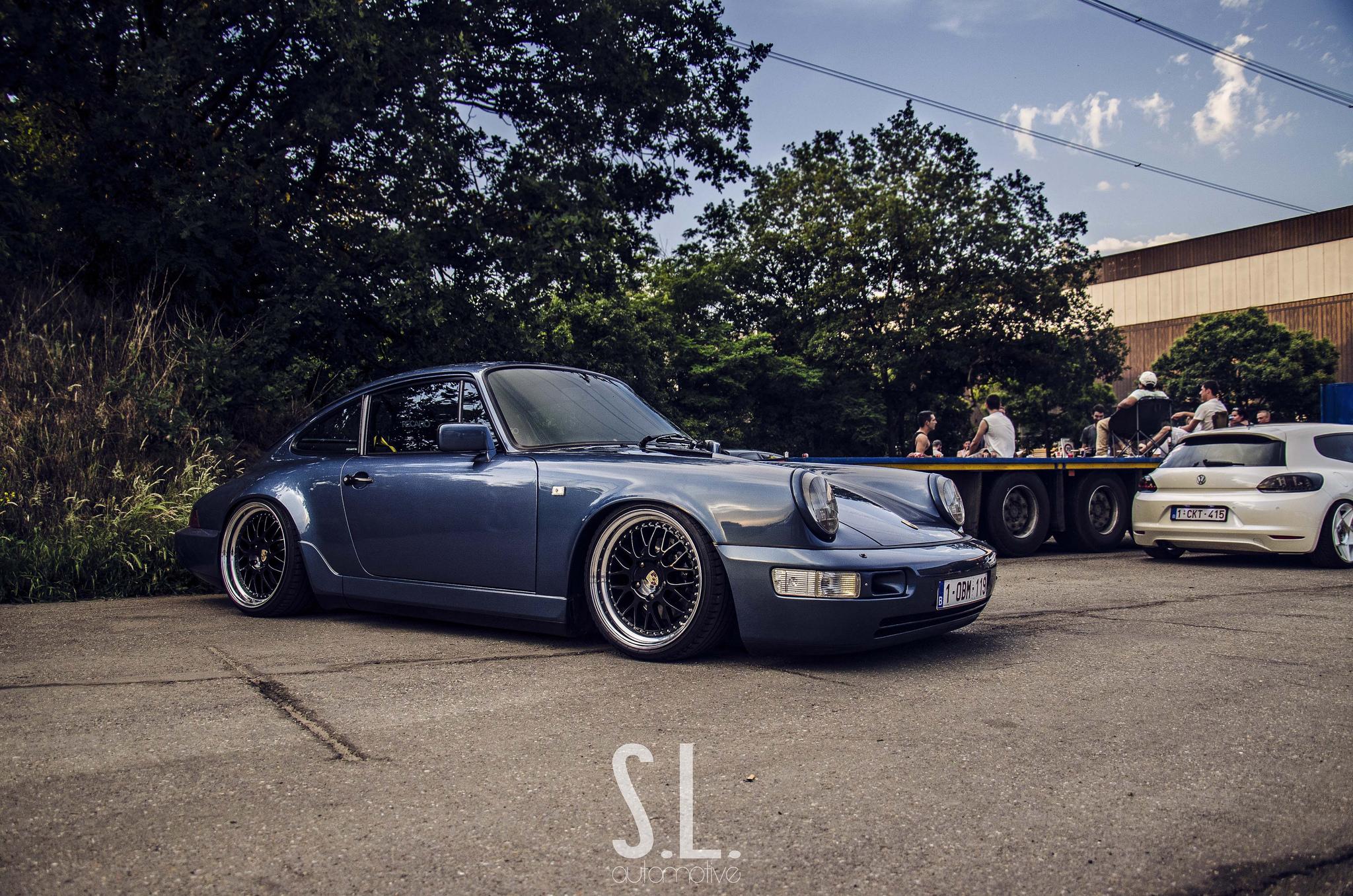 Sexy Porsche Stancenation Form Gt Function