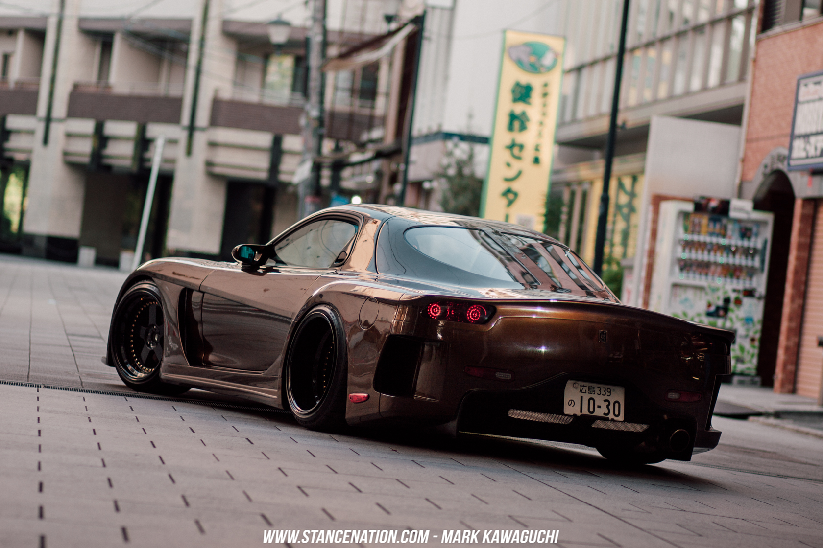 dream come true // ken's veilside rx7. | stancenation™ // form