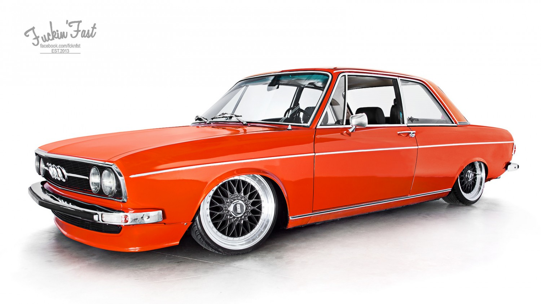 Gorgeous Old School Audi Stancenation Form Gt Function
