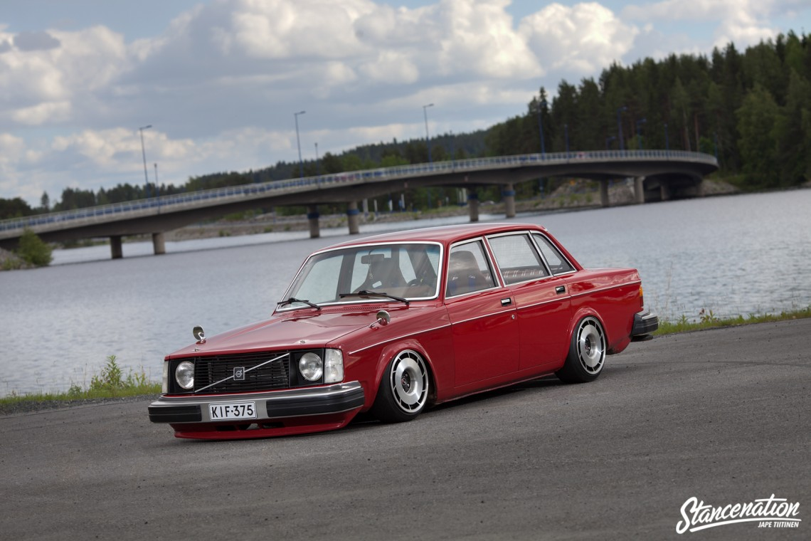 Dont Judge A Book By Its Cover Eemelis 2jz Swapped Volvo 244