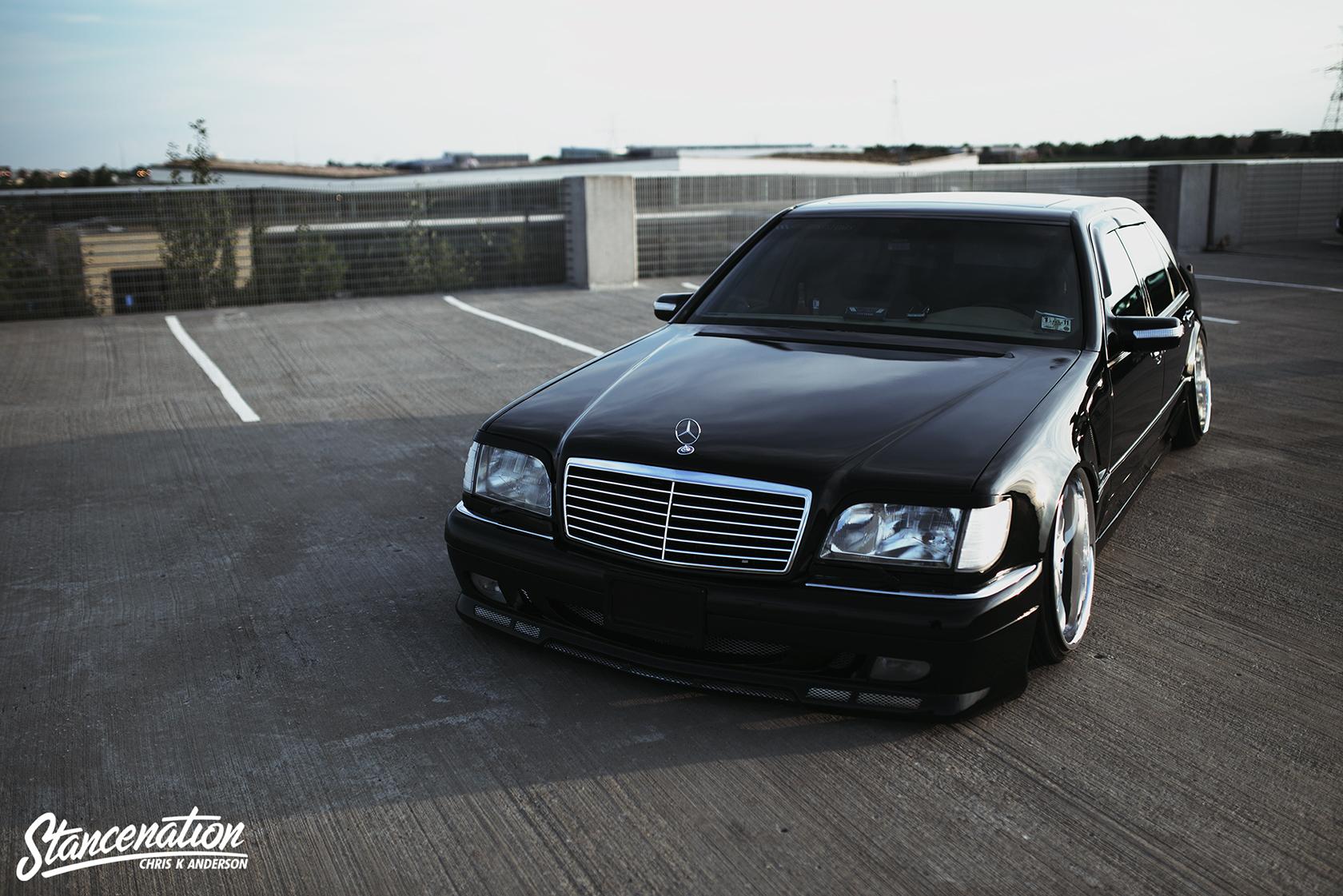Minnesota masterpiece macaulay 39 s vip styled s500 benz for Mercedes benz minneapolis