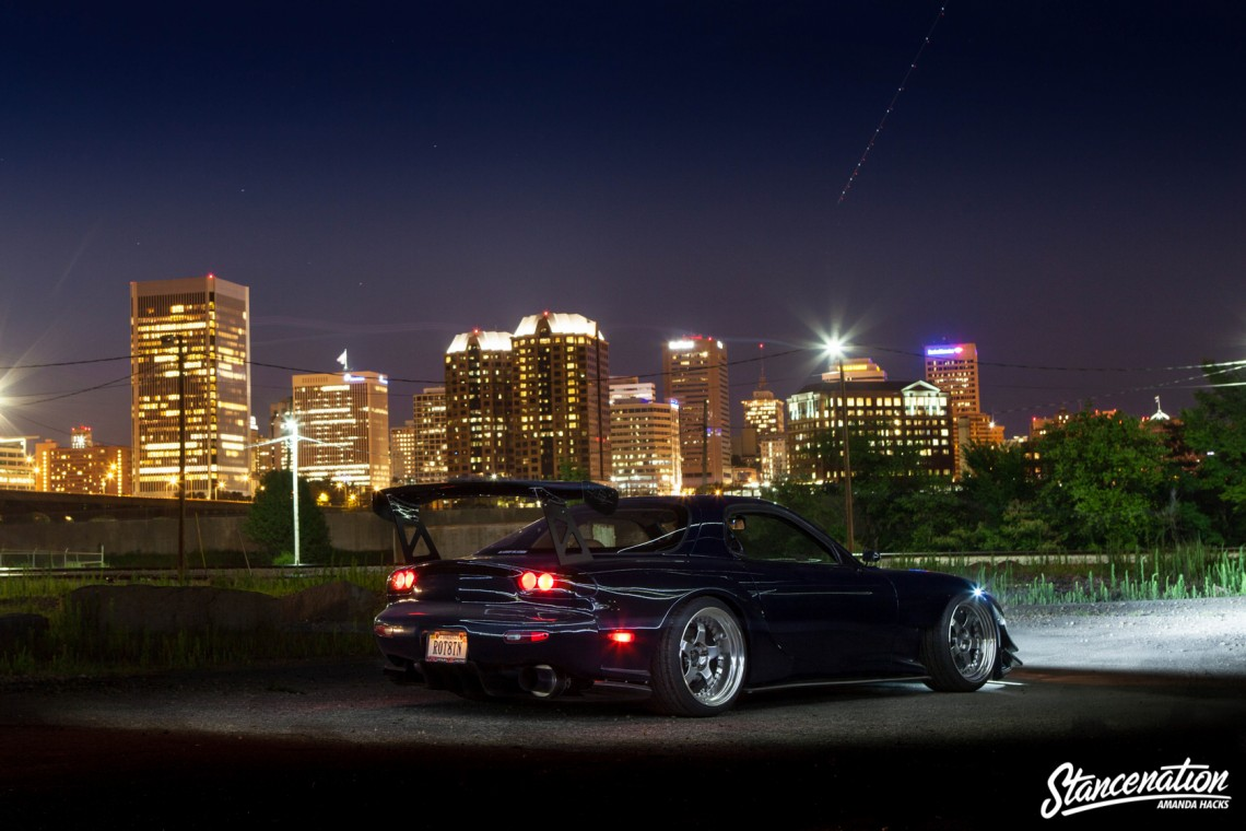 Mazda RX7-11