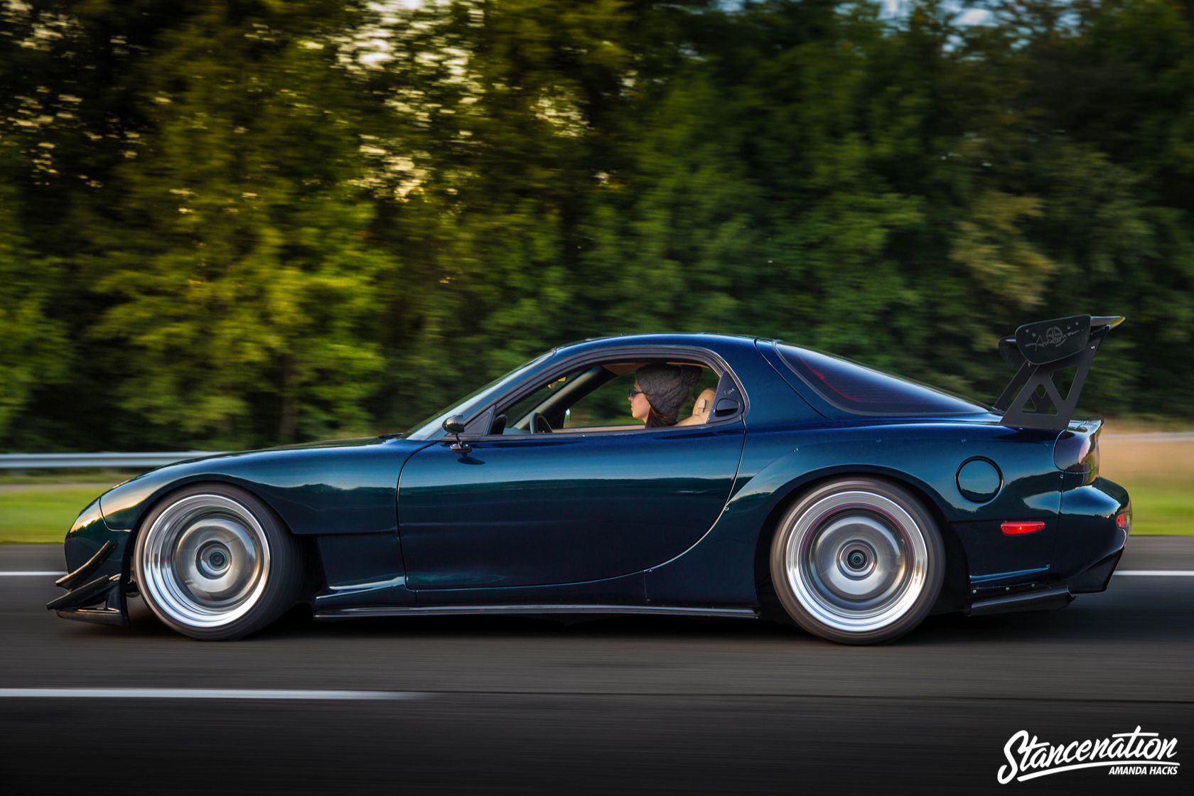 Don't H8, ROT8 // Chris Tran's 1993 Mazda RX-7 FD3S. | StanceNation™ // Form > Function