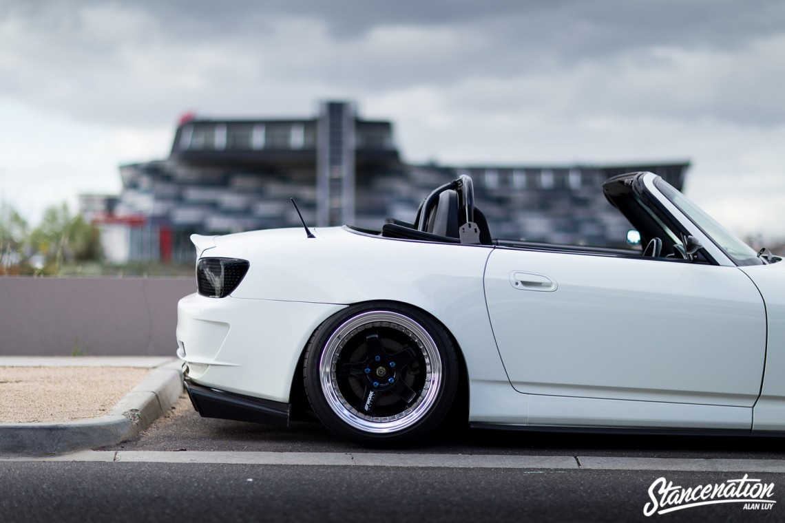 The Melbourne Beauty Justin Lim S Honda S2000