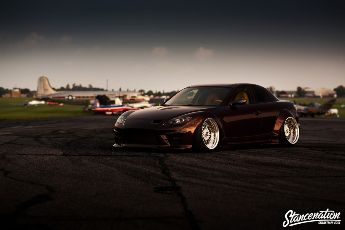 Stay Out Of Harm S Way Vanhecke S Mazda Rx8 Stancenation Form Gt Function