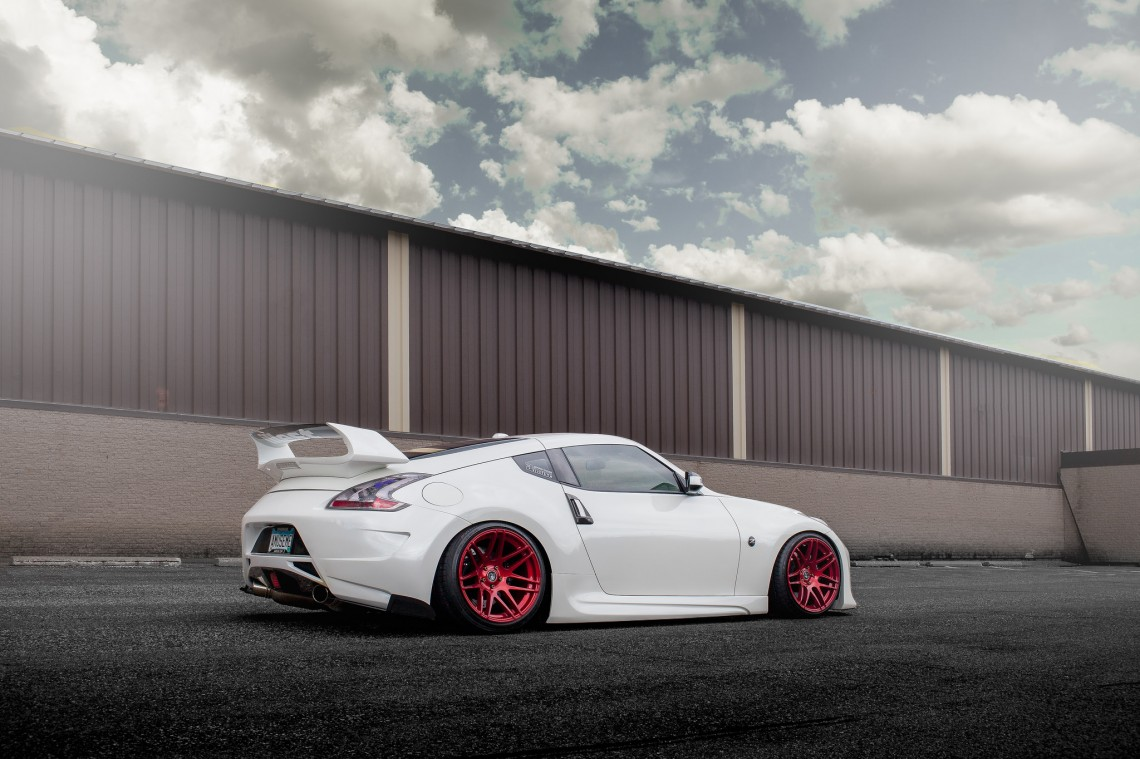 Amuse Nissan 370Z. | StanceNation™ // Form > Function