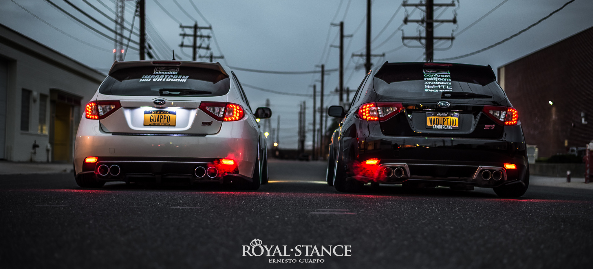 Left or Right? | StanceNation™ // Form > Function
