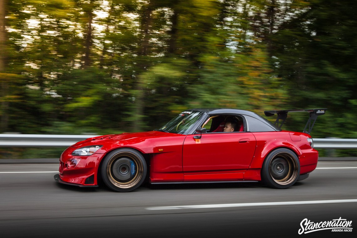 Doing It For A Thrill Minh Le S S2000 Stancenation