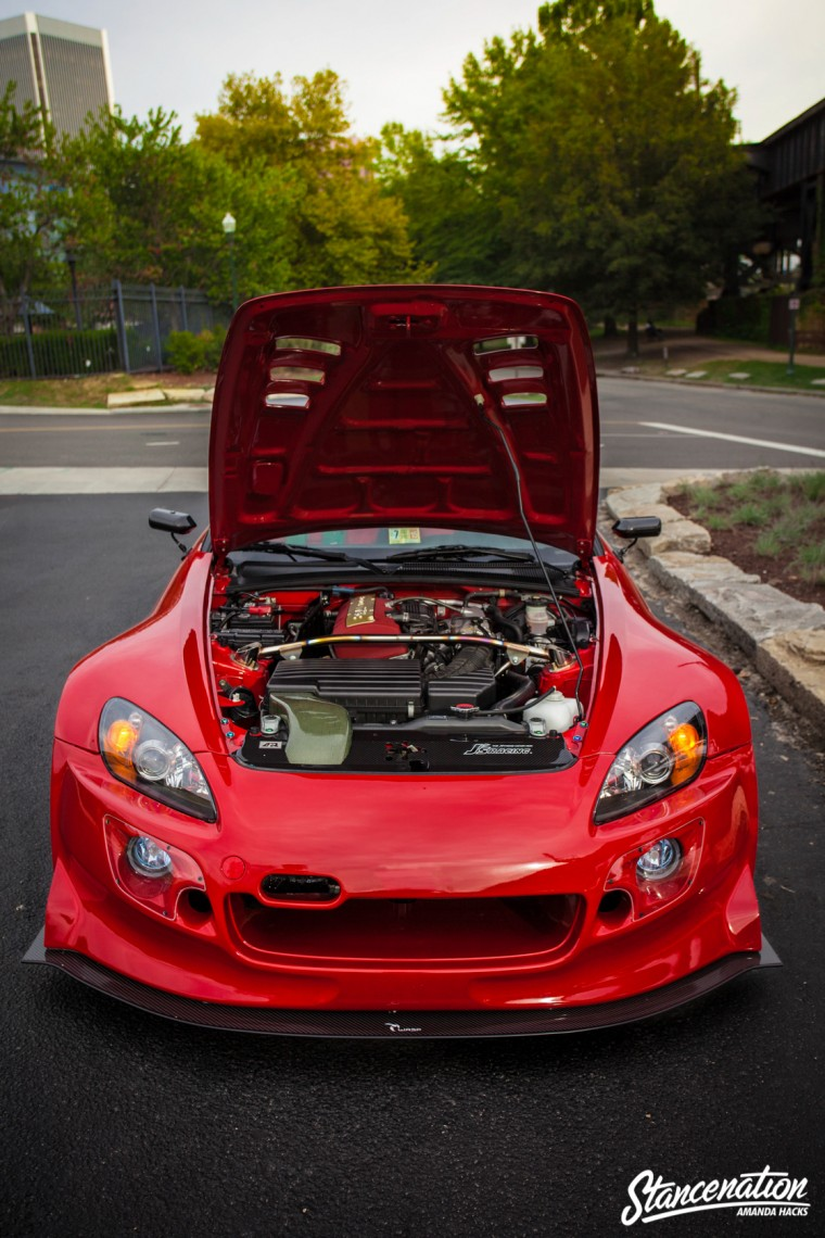 Doing it for a Thrill // Minh Le's S2000 | StanceNation ...