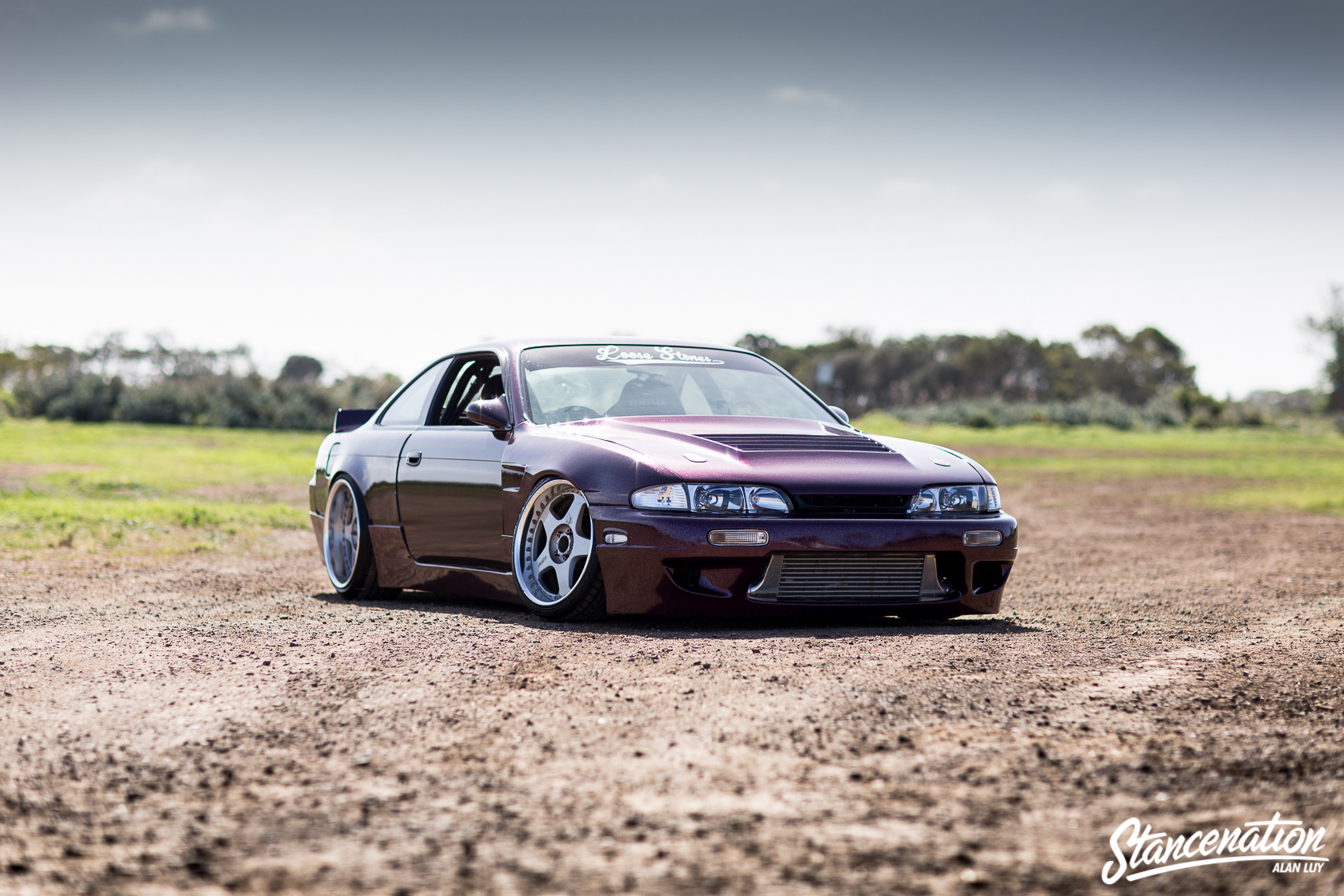 Stanced U0026 Fitted Nissan S14 1
