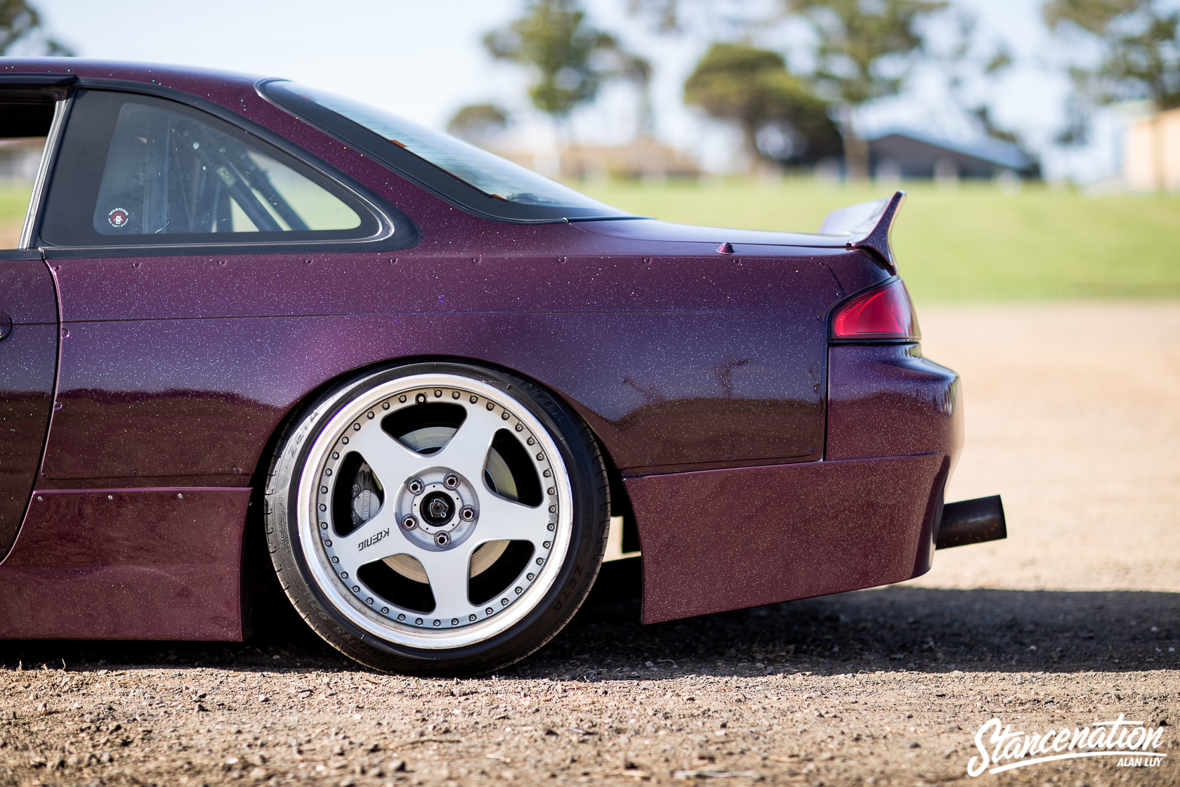 Stanced U0026 Fitted Nissan S14 11
