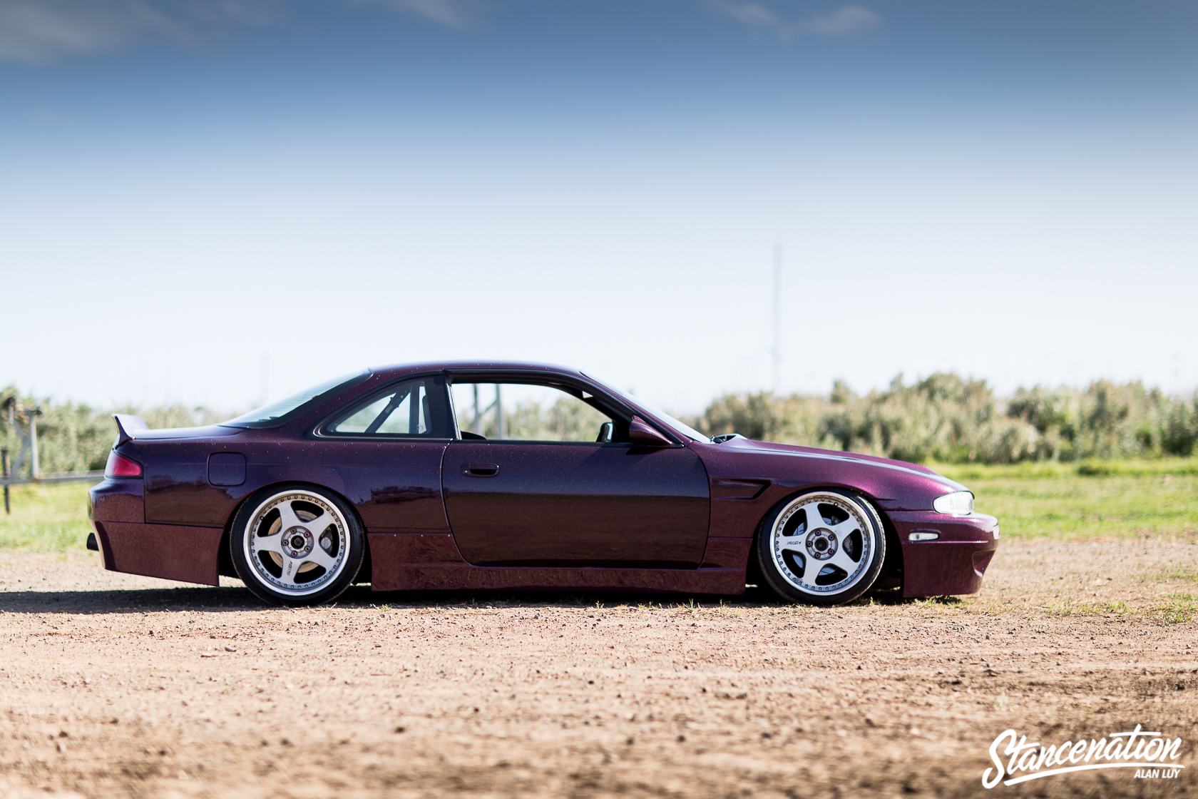 Stanced U0026 Fitted Nissan S14 12