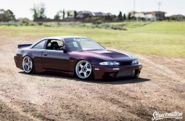 Stanced & Fitted Nissan S14-2