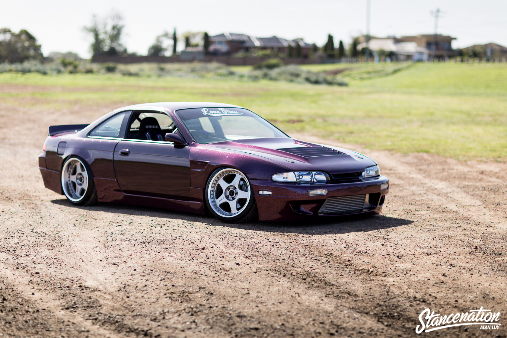 Stanced U0026 Fitted Nissan S14 2
