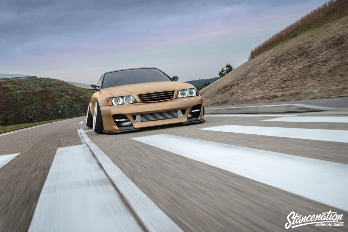 Toyota Chaser Stance-1