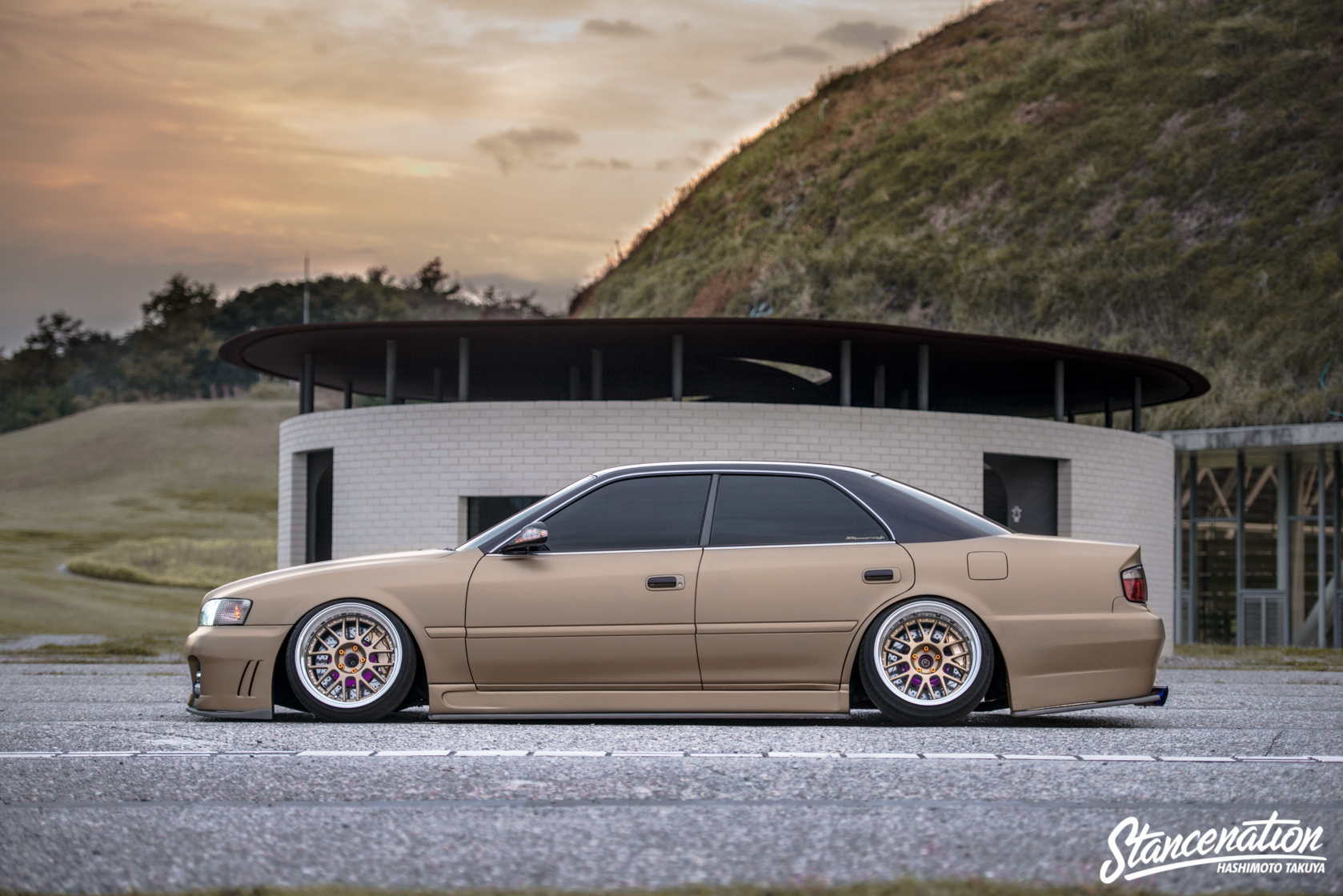 Shortened Cars >> A Street Car Named Desire // Ryo's Toyota Chaser. | StanceNation™ // Form > Function
