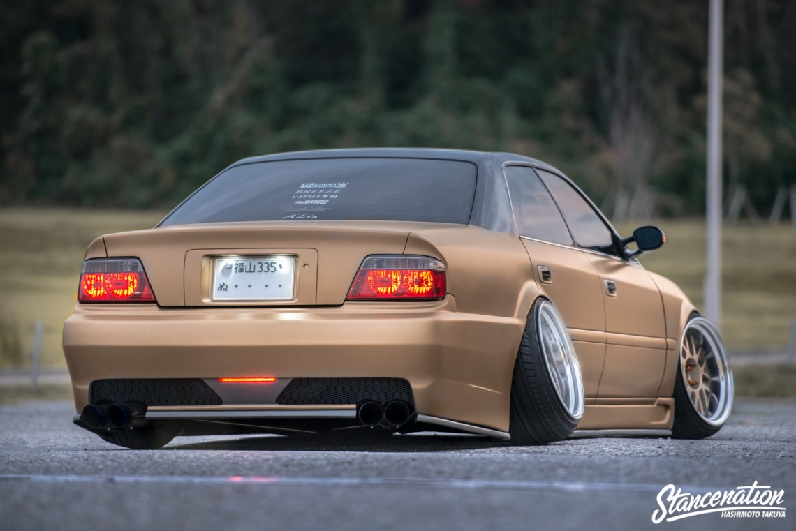 Toyota Chaser Stance-18