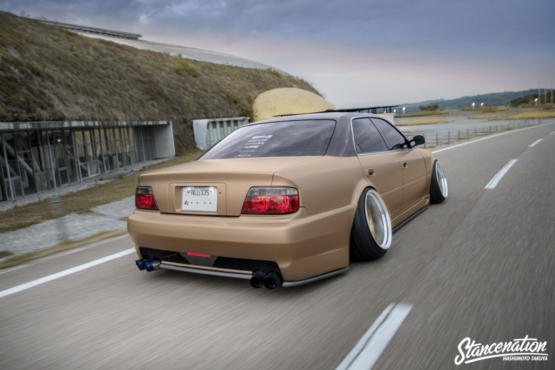 Toyota Chaser Stance-5